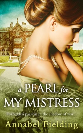 A Pearl for my Mistress by Annabel Fielding #BookReview#BlogTour